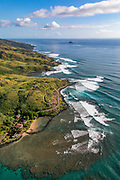 Kumimi Beach, AKA, Murohy Beach, Southeast Shoreline, Molokai, Hawaii