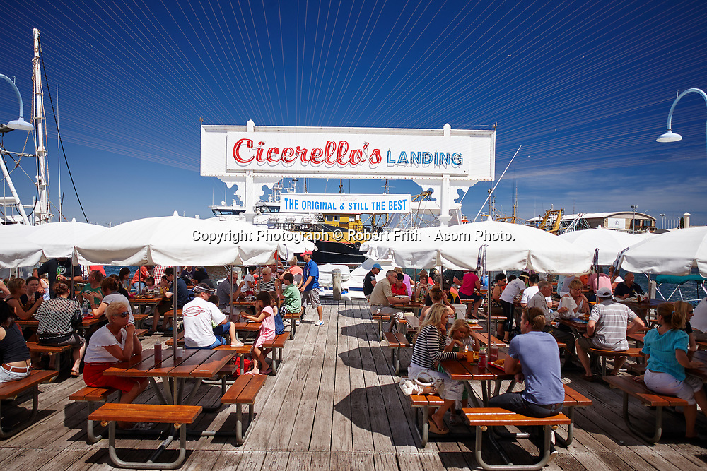 Fremantle Fishing Boat Harbour and Cicerello's