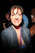 """Diane Prior at The Island Def Jam & Escada Moon Sparkle Present """" A Girls Night Out """" in support of Rihanna's Believe Foundation held at The Highline Ballroom on April 9, 2008"""