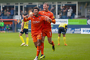 Luton Town v Scunthorpe United 061018