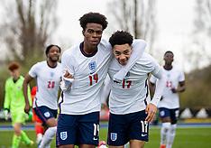2021-03-29 Wales U18 v England U18