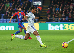 December 26, 2018 - London, England, United Kingdom - London, England - 26 December, 2018.Cardiff City's Bobby Reid.during English Premier League between Crystal Palace and Cardiff City at Selhurst Park stadium , London, England on 26 Dec 2018. (Credit Image: © Action Foto Sport/NurPhoto via ZUMA Press)
