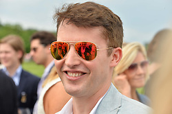 JAMES BLUNT at the Cartier Queen's Cup Final 2016 held at Guards Polo Club, Smiths Lawn, Windsor Great Park, Egham, Surry on 11th June 2016.