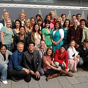 NLD/Amsterdam/20070509 - Nominatielunch Musicalawards 2007, alle genomineerden