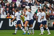 West Ham United Women v Tottenham Hotspur Women 290919