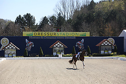 Klimke Ingrid, (GER), Geraldine 189<br /> Nurnberger Burg-Pokal - St George Special<br /> Horses & Dreams meets Denmark - Hagen 2016<br /> © Hippo Foto - Stefan Lafrentz