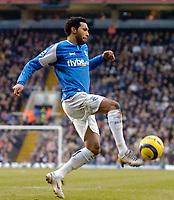 Photo: Glyn Thomas.<br />Birmingham City v Wigan Athletic. The Barclays Premiership. 02/01/2006.<br />Birmingham's Jermaine Pennant.