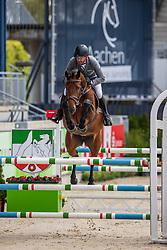 WEISHAUPT Philipp (GER), Just be Gentle<br /> Youngster Tor für 7+8jährige Pferde<br /> Aachen - Jumping International 2020<br /> 05. September 2020<br /> © www.sportfotos-lafrentz.de/Stefan Lafrentz