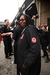September 12, 2018 - New York, New York, United States - Whoopi Goldberg attends the Coach 1941 Runway Show during New York Fashion Week at Pier 94 on September 11, 2018 in New York City. (Credit Image: © Oleg Chebotarev/NurPhoto/ZUMA Press)