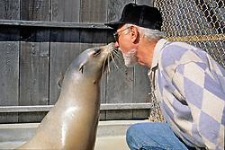 Ron Shusterman &  Sea Lion