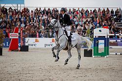 PATTEET Gudrun (BEL), Sea coast coco Berlini<br /> Hagen - Horses and Dreams meets the Royal Kingdom of Jordan 2018<br /> Preis der LVM Versicherung Qualifikation zur DKB-Riders Tour<br /> 28. April 2018<br /> www.sportfotos-lafrentz.de/Stefan Lafrentz