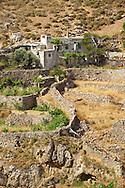 Old farm house of  Syros Island [ ????? ] , Greek Cyclades Islands