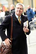 Koning Willem-Alexander en koningin Maxima houden de traditionele Nieuwjaarsontvangst voor Nederlandse genodigden in het Koninklijk Paleis op de Dam, Amsterdam<br /> <br /> King Willem-Alexander and Queen Maxima hold the traditional New Year's reception for Dutch guests in the Royal Palace on Dam Square, Amsterdam<br /> <br /> Op de foto / On the photo:  Henk Krol