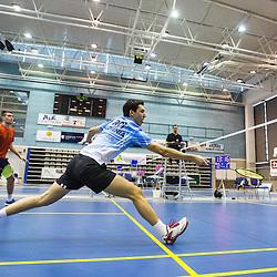 20140324: SLO, Badminton - Slovenian National Championship Medvode 2014