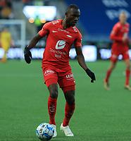 Fotball , 13. april 2019 , Eliteserien , Viking Stavanger - Brann Bergen.<br />Gilbert Koomson of Brann<br />Foto: Andrew Halseid Budd , Digitalsport