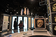 Display at the  Perot Musem in Dallas Texas, an natural history museum with an Energy Hall, funded by industry
