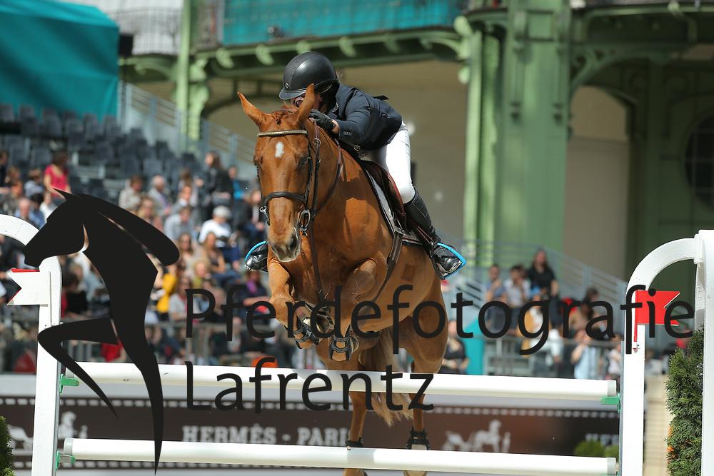 Gulliksen, Victoria, Urval<br /> Paris - Saut Hérmes 2013<br /> © www.sportfotos-lafrentz.de/Stefan Lafrentz