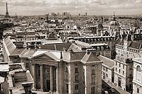 La Ville de Paris du Pantheon