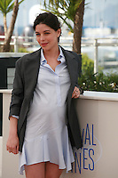 Actress Heloise Godet at the photo call for the film  Goodbye to Language (Adieu au langage) at the 67th Cannes Film Festival, Wednesday 21st  May 2014, Cannes, France.
