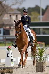 Verwimp Elise, BEL, Boemerang<br /> CDI3* Opglabbeek<br /> © Hippo Foto - Sharon Vandeput<br /> 24/04/21