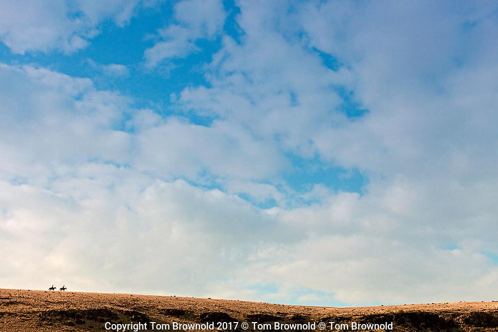 Ridge riders and big sky
