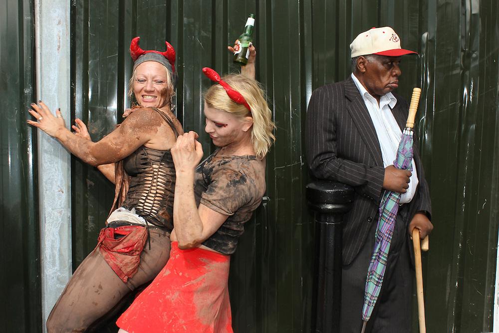 Nottinhill Carnival London UK