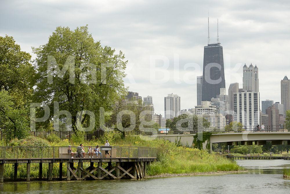The ever popular Lincoln Park in Chicago on Thursday, Sept. 3, 2020. Photo by Mark Black