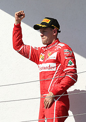 July 30, 2017 - Budapest, Ungarn - Sebastian Vettel, Scuderia Ferrari, formula 1 GP, Ungarn in Budapest, 30.07.2017.Photo:mspb/Stefan Schneider.Credit: Melzer/face to face (Credit Image: © face to face via ZUMA Press)