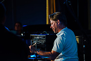 Ryan Meagher at the 2018 Montavilla Jazz Festival