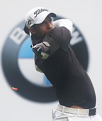 May 25, 2018 - Virginia Water, England, United Kingdom - Aaron Rai (ENG).during The BMW PGA Championship Round 2 at Wentworth Club Virginia Water, Surrey, United Kingdom on 25 May 2018  (Credit Image: © Kieran Galvin/NurPhoto via ZUMA Press)