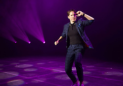 Comedian Suzi Ruffell hosting the Pleasance launch at this year's Edinburgh Fringe. Pic copyright: Terry Murden @edinburghelitemedia