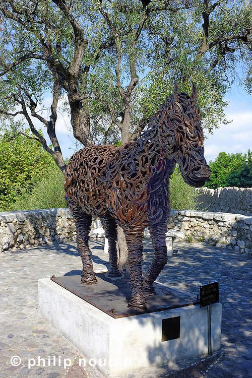 Saint-Paul-de-Vence, Provence-Cote d'Azur