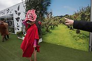 TRACY ROSE; RUSSELL ROSE; , Ladies Day, Cheltenham Festival, 13 March 2019
