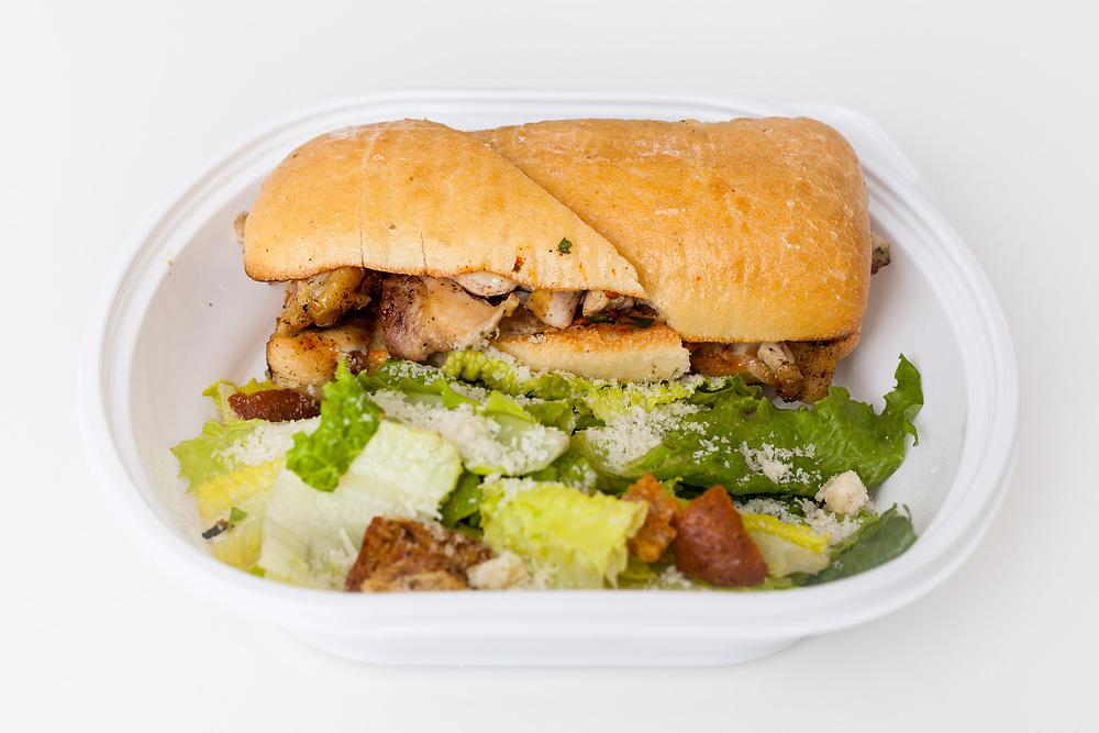 Salt & Pepper Chicken Sandwich from Tender Greens ($7.61) - MealPal (6 Meal Plan)