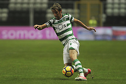 December 9, 2017 - Porto, Porto, Portugal - Sporting's Portuguese midfielder Fabio Coentrao during the Premier League 2017/18 match between Boavista FC and Sporting CP, at Bessa XXI Stadium in Porto on December 9, 2017. (Credit Image: © Dpi/NurPhoto via ZUMA Press)