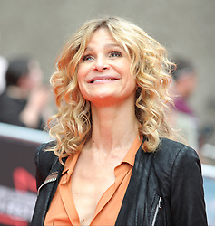"""KYRA SEDGWICK<br /> <br /> God's Own Country UK Premiere, Wednesday 21st June 2017<br /> <br /> The opening night gala of the Edinburgh International Film Festival featured the UK Premiere of """"God's Own Country""""<br /> <br /> Stars and guests arrive on the red carpet<br /> <br /> (c) AimeeTodd 
