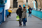 The British public has been asked to self-isolate, keeping distant from others to limit the spread of the contagious COVID-19 coronavirus, but some in central London are seen keeping close to one another on Saturday, March 29, 2020. (Photo/Vudi Xhymshiti)