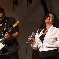Jose Ramirez with Brigitte Rios Purdy