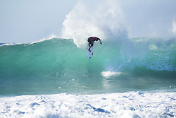 July 19, 2017 - Rookie Joan Duru of France finished equal 9th in the Corona Open J-Bay after placing second to 3X World Champion and defending event champion Mick Fanning of Australia in Heat 1 of Round Five in pumping Supertubes, Jeffreys Bay, South Africa...Corona Open J-Bay, Eastern Cape, South Africa - 19 Jul 2017. (Credit Image: © Rex Shutterstock via ZUMA Press)