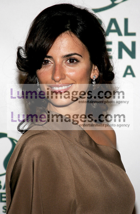 Penelope Cruz at the Global Green USA Pre-Oscar Celebration to Benefit Global Warming held at the The Avalon in Hollywood, USA on February 21, 2007.