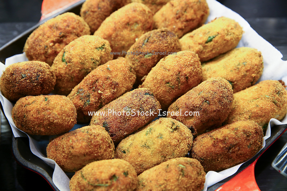 deep fried Chicken balls