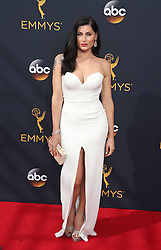 Trace Lysette arriving for The 68th Emmy Awards at the Microsoft Theater, LA Live, Los Angeles, 18th September 2016.