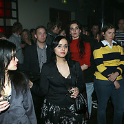 NLD/Amsterdam/20080407 - Launchparty platenmaatschappij 21st Century Music ,