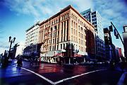 CS02003. Plaza Hotel, Bonfire Lounge, SW Broadway & Washington. January 21, 1981