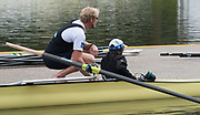 Amsterdam. NETHERLANDS.  NZL M2+. left Eric MURRAY and Cox, Caleb SHEPHERD.  2014 FISA  World Rowing. Championships.  De Bosbaan Rowing Course . 14:31:18  Wednesday  20/08/2014  [Mandatory Credit; Peter Spurrier/Intersport-images]