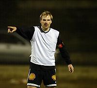 Fotball, 21. februar 2004, La Manga, Rosenborg-Dynamo Kiev 4-4,  Erik Hotun, Rosenborg