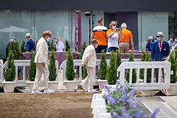 Team Netherlands, Heffernan Andrew, Leendert-Jan Hofman<br /> Olympic Games Tokyo 2021<br /> © Hippo Foto - Dirk Caremans<br /> 29/07/2021