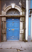 Old Dublin Amature Photos 1999 WITH, Georgian door,