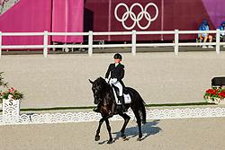 Kosterina Tatyana, RUS, Diavolessa V, 159<br /> Olympic Games Tokyo 2021<br /> © Hippo Foto - Stefan Lafrentz<br /> 25/07/2021