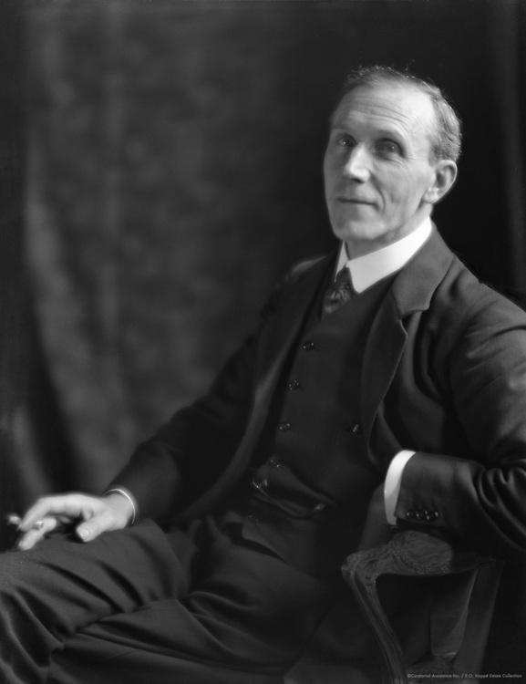 J.D. Beresford, English Author, 1920